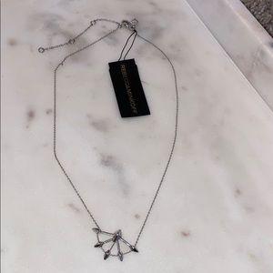 Rebecca Minkoff Anchor Sailor Necklace